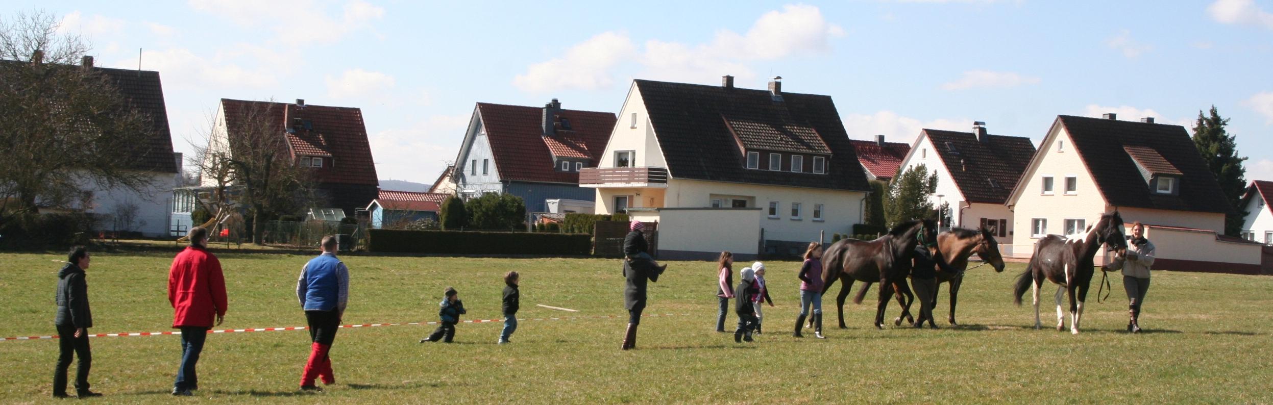 Wohngebiet - Auf dem Stück in Lauterbach